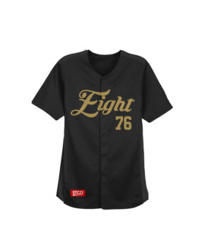 Eight 76 Baseball Jersey Unisex