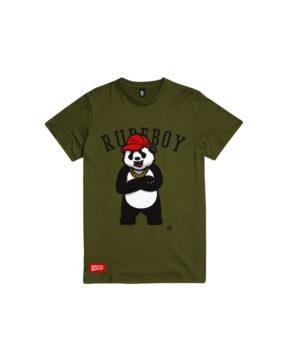 Bad Bwoy Teddy Short Sleeve T-shirt