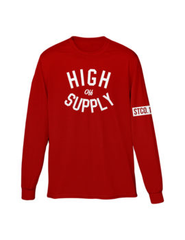 High Off Supply Long Sleeve T-shirt